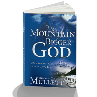 Big Mountain Bigger God