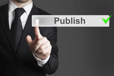 Have you chosen a publisher?