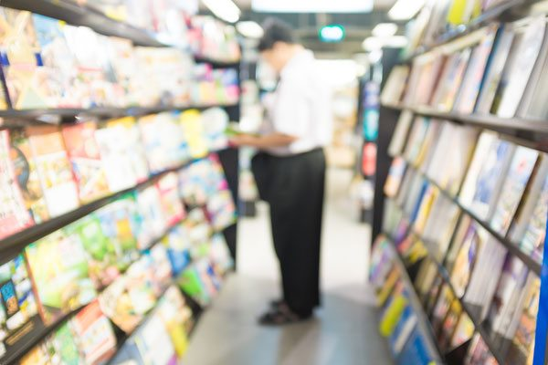 Bookstores don't buy books: Seven facts you need to know