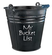 What's Your September Bucket List?