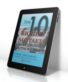Self-Publishing Mistake #1: Edit Your Own Book