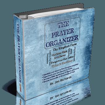 The Prayer Organizer