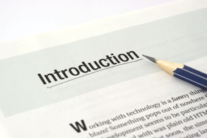 How to write a Book in 30 Days – Your Introduction