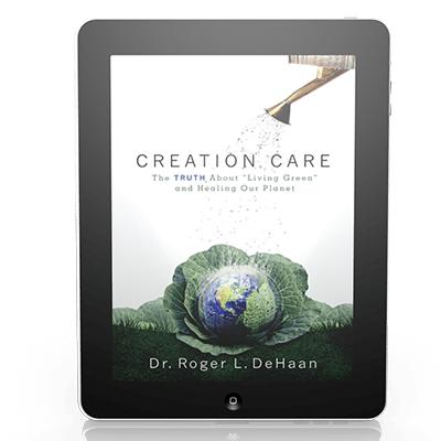 Creation Care E-Book (PDF Format)