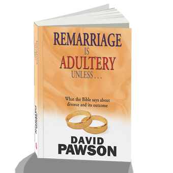 Remarriage is Adultery...Unless