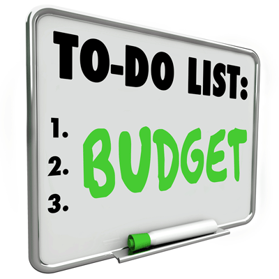 Budget-word-written-on-to-do