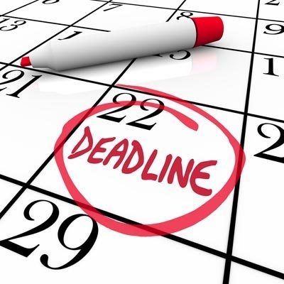 What is the finish date of your manuscript