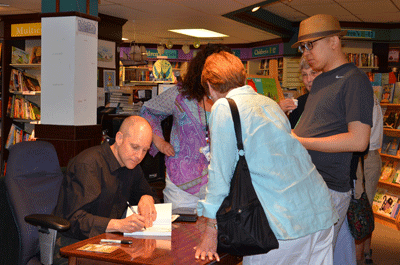 image of book-signing