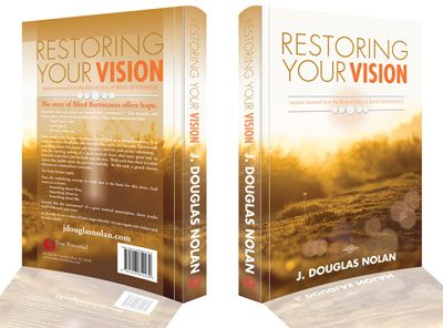 Restoring Your Vision goes to print