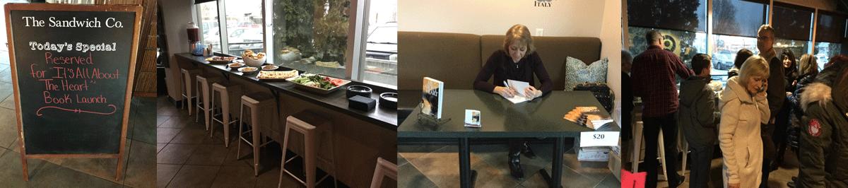 Lenore Schur Book Signing